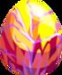 Bright Phoenix Egg
