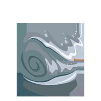 Silver Wave Trophy