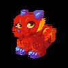 Fire Opal Baby