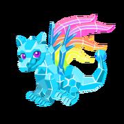 Diamond Prism Juvenile