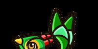 Stainglass Dragon