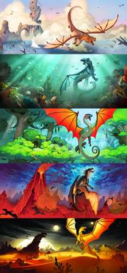 Wings of Fire series 1
