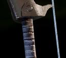 Balanced Longbow Grip