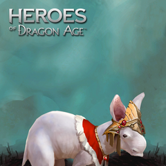 The Nug King in <i>Heroes of Dragon Age</i>