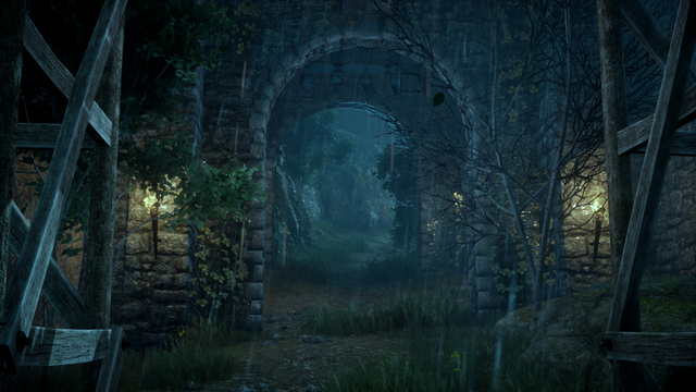 File:The Fallow Mire keep gate.png