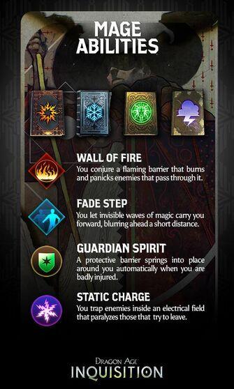 Inquisition mage abilites 2