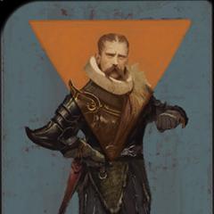 Gaspard tarot card