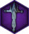 Bolt sword icon