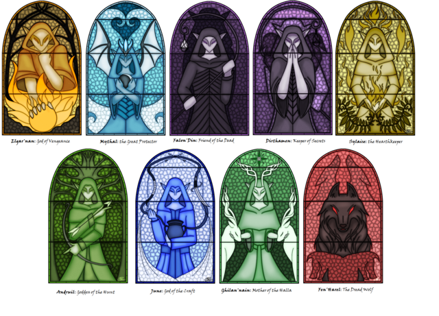 File:Elven Pantheon Stained Glass Murals.png