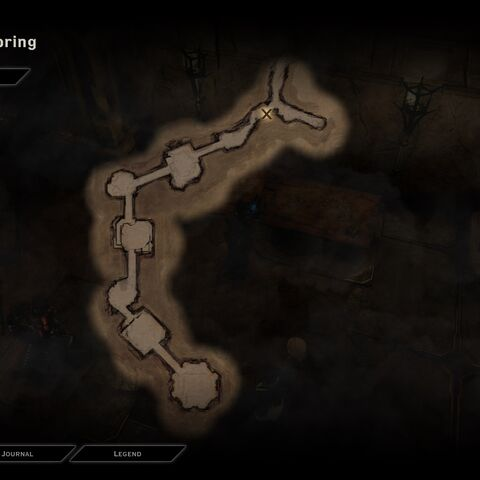 Map of The Wellspring