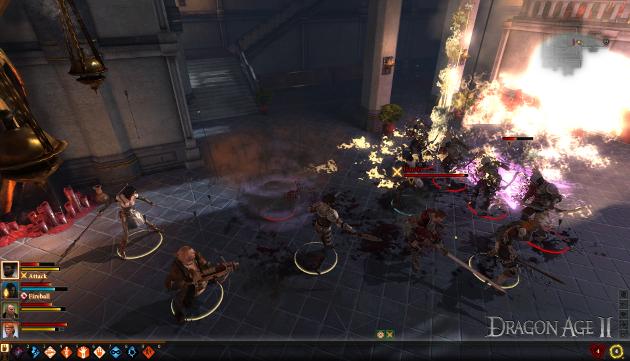 File:Dragon Age II gameplay.jpg