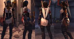 Isabella romance armor