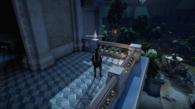 File:04 - Caprice Coin - Servant's Quarters' Gardens.png