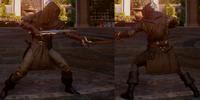 Elite Assassin's Mantle (Twilight)
