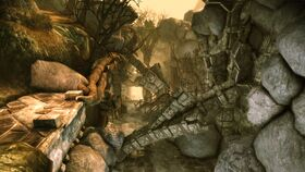 Knotwood Hills - dwarven ruins