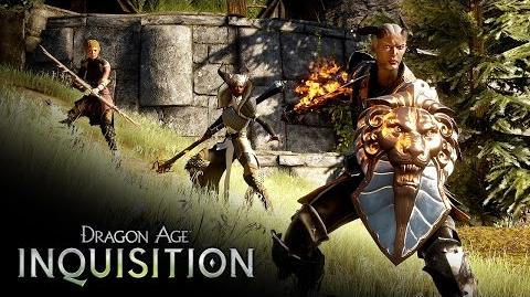 DRAGON AGE™ INQUISITION Gameplay Features – Combat