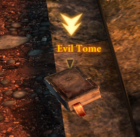File:Evil Tome in the Dank Cave.png