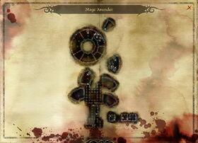 Map-Mage Asunder