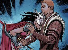 Alistair stabbing Yavana