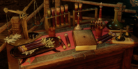 Emporium's Crafting Materials (Inquisition)