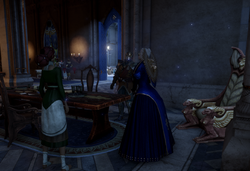 Winter Palace Peace Talks
