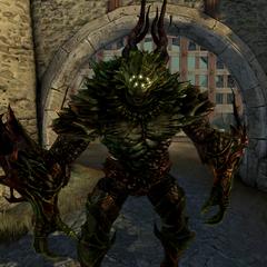 A dark pride demon in <i>Dragon Age: Origins - Awakening</i>