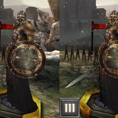 Tier progression of a Revenant in <i><a href=