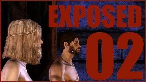 Lets Play Dragon Age Origins - Part 02 - Exposed