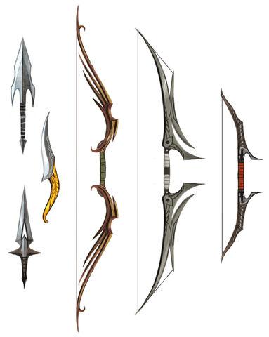 File:Dalish weapons.jpg