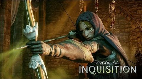 DRAGON AGE™ INQUISITION Gameplay Series -- E3 Demo Part Two Redcliffe Castle