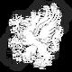 Grey Warden heraldry cutout