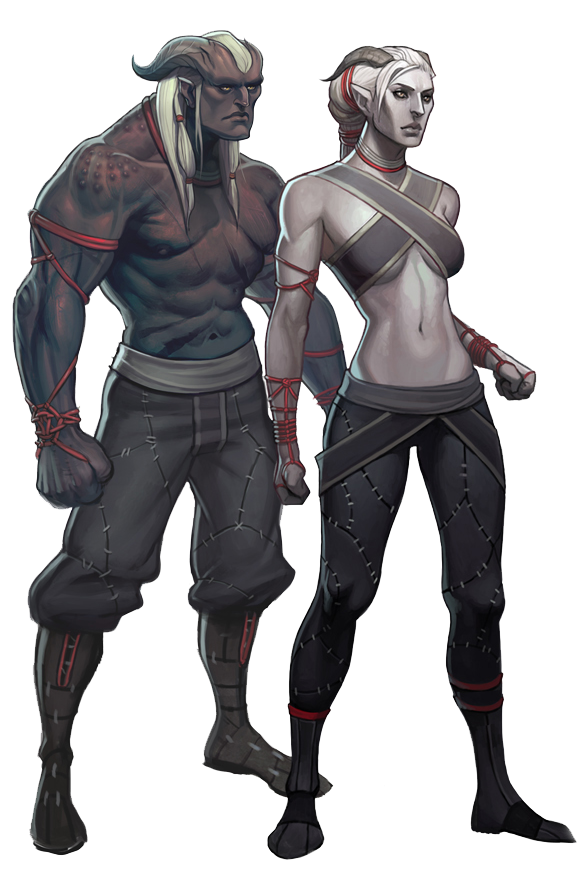 Natural Bodies Male Dragon Age