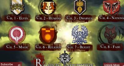Shoddycast Dragon Age Series