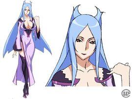 Machina character design