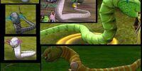 Snake Saibaman