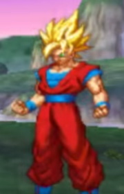Potential Unleashed Goku