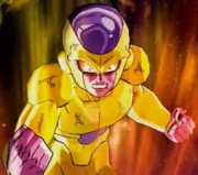 Angered Golden Frieza dbh