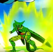 Super Saiyan Future Cell