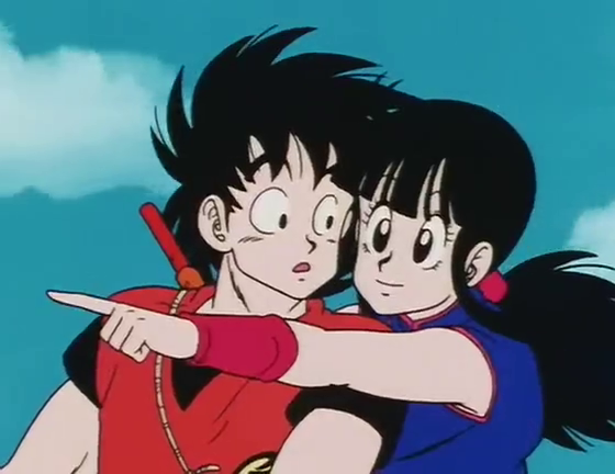 File:Goku & Chichi.png
