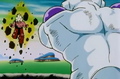 A Final Attack - Goku emerges