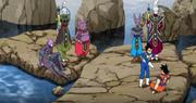 Goku hired Hit