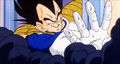 Zarbon's Mission - Vegeta satisfied