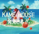 Encontrando a Casa do Mestre Kame