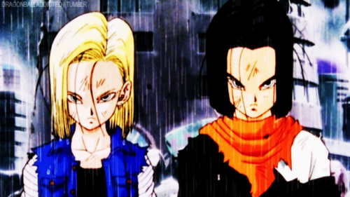 File:Future Android 17 and 18 while vs Future Gohan.png