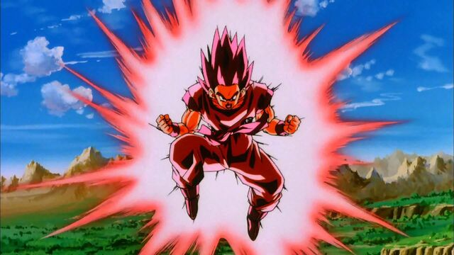 File:Goku Kaio-Ken (Cooler's Revenge).jpg