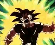 Goku Shocked