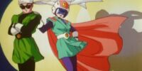 Great Saiyaman Suit