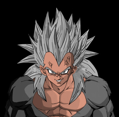 File:Vegeta ssj5 by TheSuperSayanFour.jpg