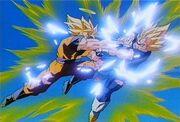 Dragon-Ball-Z-Goku-SSJ2-vs-Majin-Vegeta