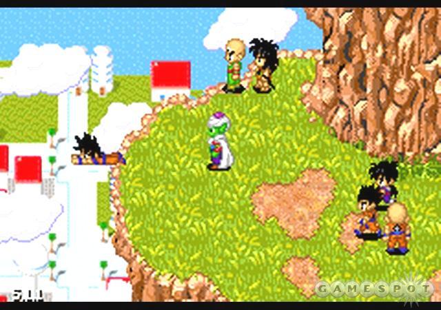 File:Legacy of Goku II characters.jpg